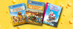 Cómic Geronimo Stilton