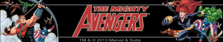 <div>Los Vengadores</div>