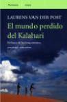 El mundo perdido del Kalahari.