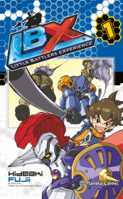 Little Battlers eXperience (LBX) nº 01/06