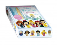 Kit Tus princesas Disney de crochet