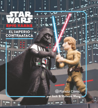 Star Wars Epic Yarns nº 02/03 Imperio contraataca