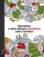 Mandalas y otros dibujos navideños para colorear