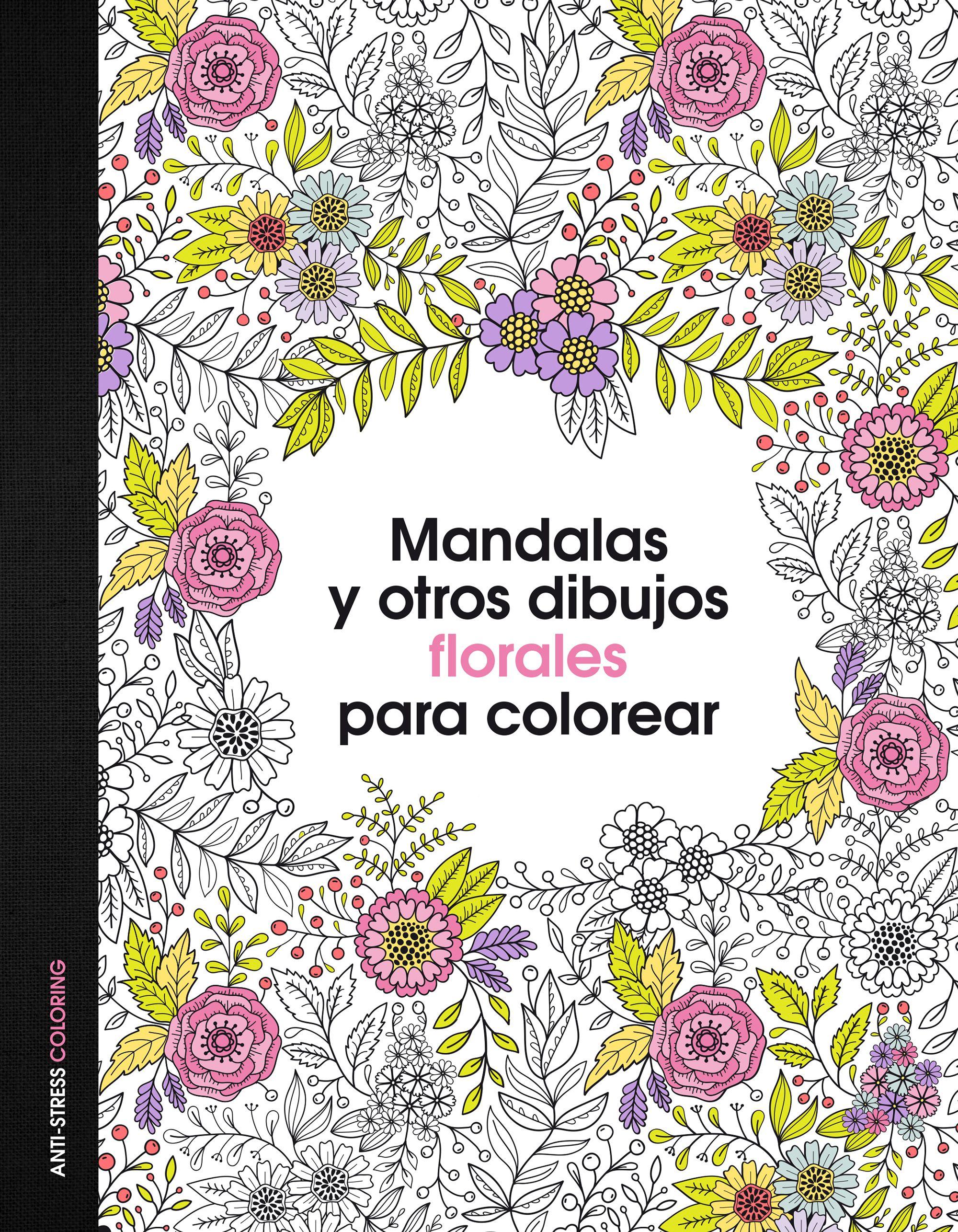 Mandalas Para Colorear Planeta De Libros