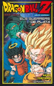 Dragon Ball Z Guerrers de plata. Edició catalana