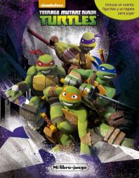 Las Tortugas Ninja. Mi libro-juego