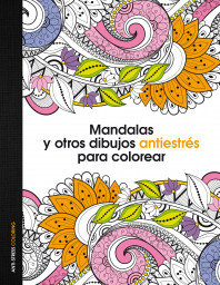 Mandalas y otros dibujos antiestrés para colorear