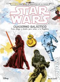 Star Wars. Cuaderno galáctico