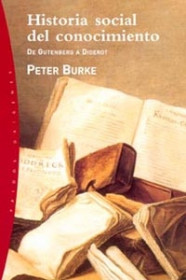Historia social del conocimiento