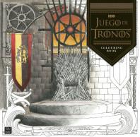 Juego de Tronos. Colouring book