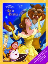 La Bella y la Bestia. Caja metálica