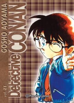 Detective Conan nº 21 (Nueva Edición)