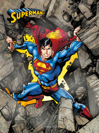 Superman. Caja metálica