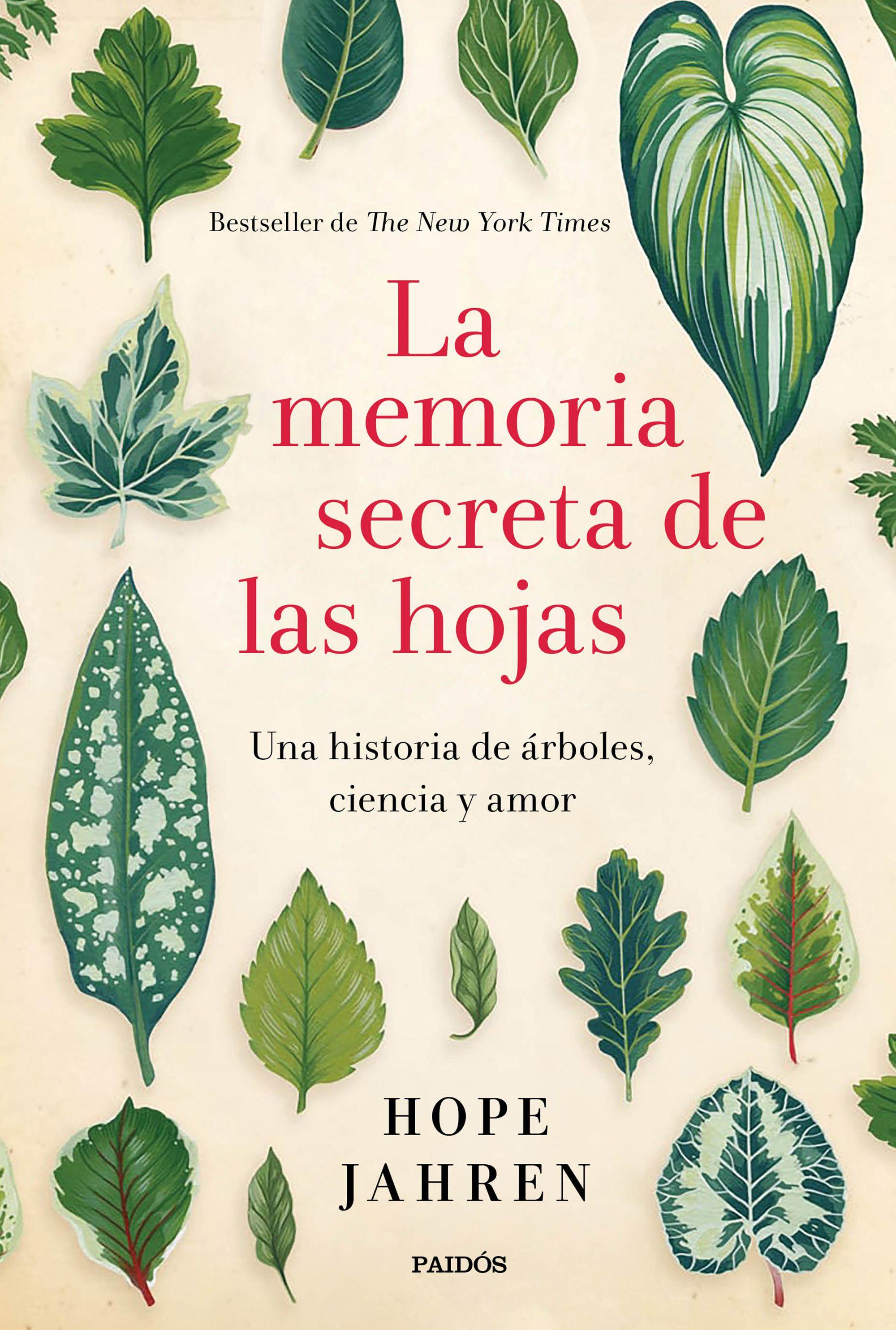 La memoria secreta de las hojas, un buen libro para regalar en Reyes o Navidad