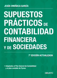 Supuestos prácticos de contabilidad financiera y de sociedades