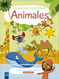 Mi gran libro de respuestas. Animales