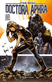 Star Wars Doctora Aphra nº 01