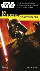 Star Wars. Mi estuche de actividades