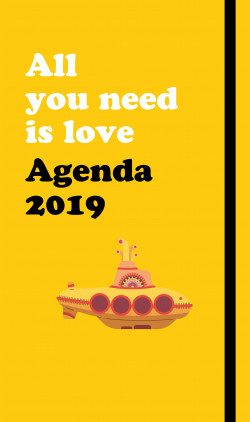 Agenda anual The Beatles 2019