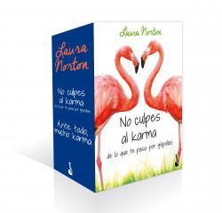 ESTUCHE LAURA NORTON KARMAS