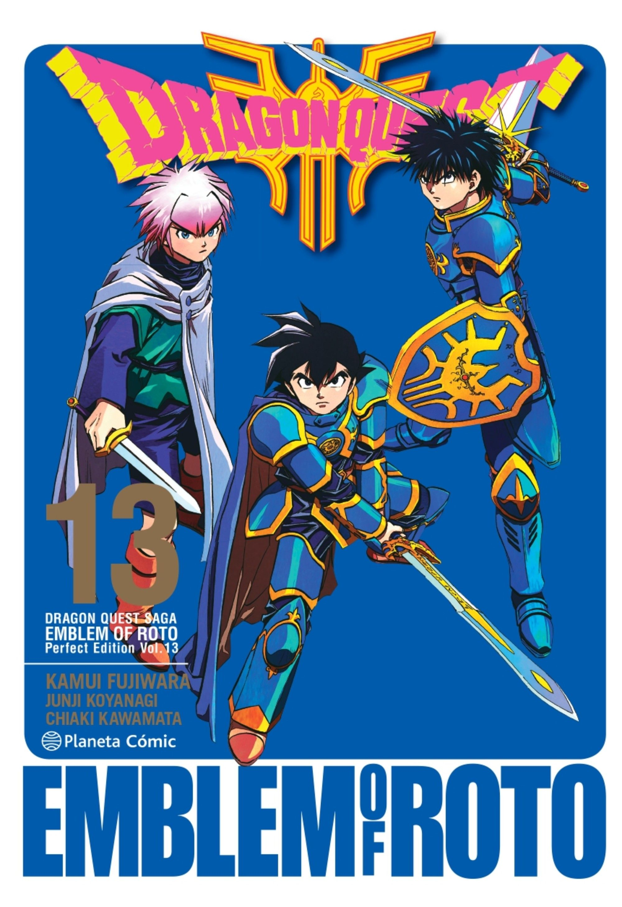 Dragon Quest: Emblem of Roto 13