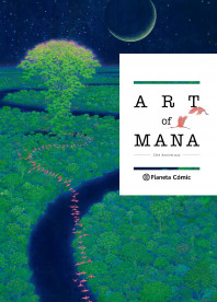 Secret of Mana Art Book