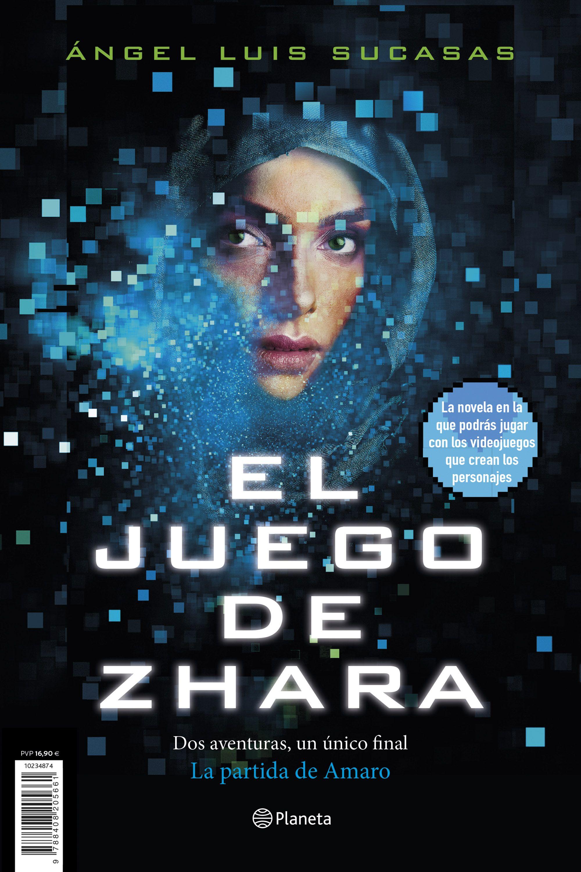 El juego de Zhara libro que incluye videojuegos
