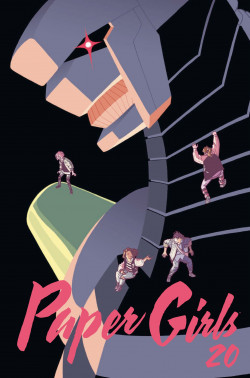 Paper Girls nº 20