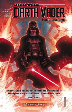 Star Wars Darth Vader Lord Oscuro HC (tomo) nº 01/04