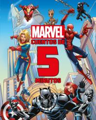 Marvel. Cuentos de 5 minutos