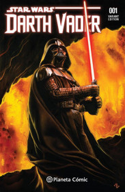 Star Wars Darth Vader Lord Oscuro nº 01/25  N.ED.