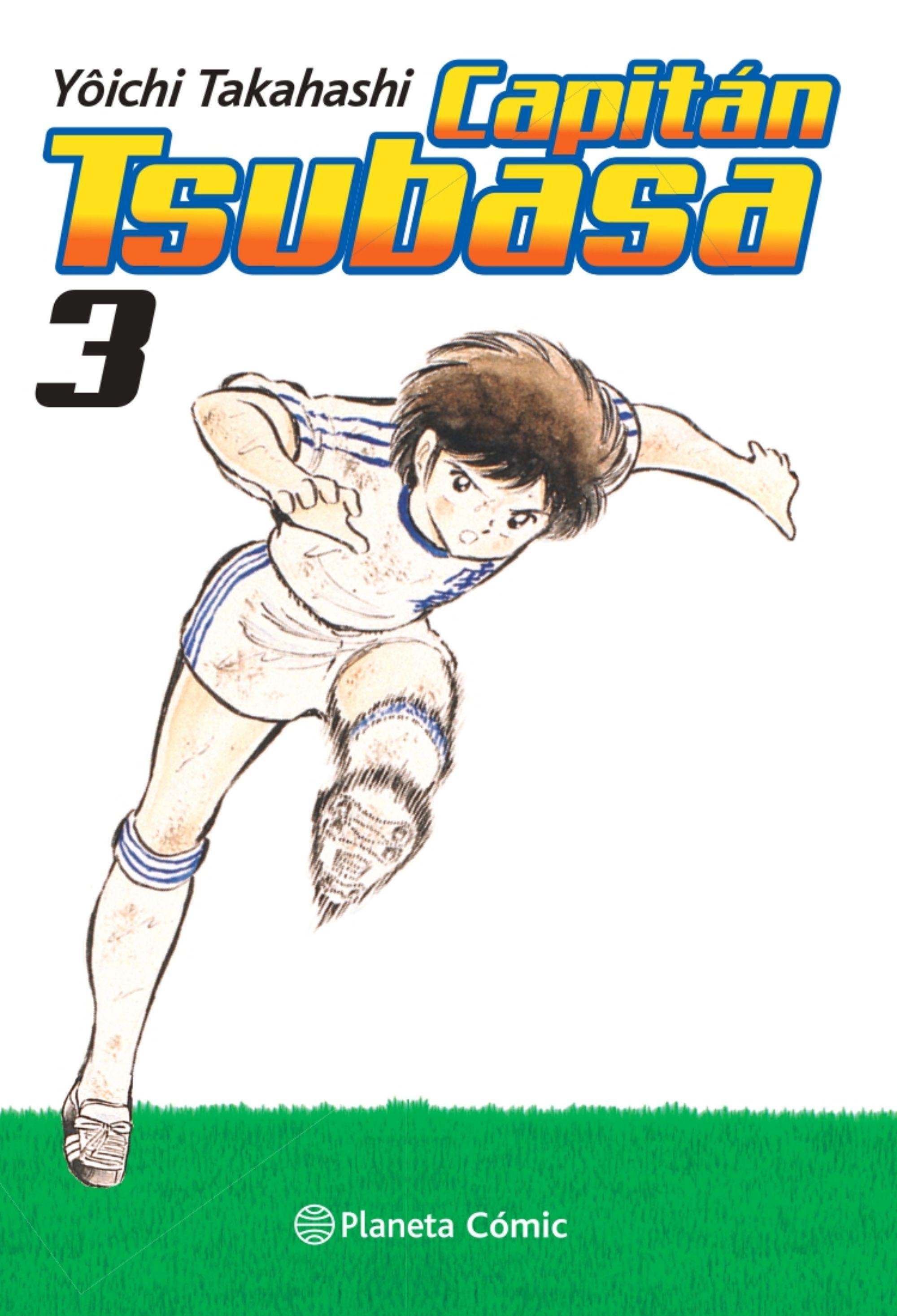 Reseña manga Capitán Tsubasa 3