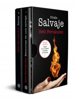 Estuche bilogía Salvaje (Memorias de una salvaje + Reina)
