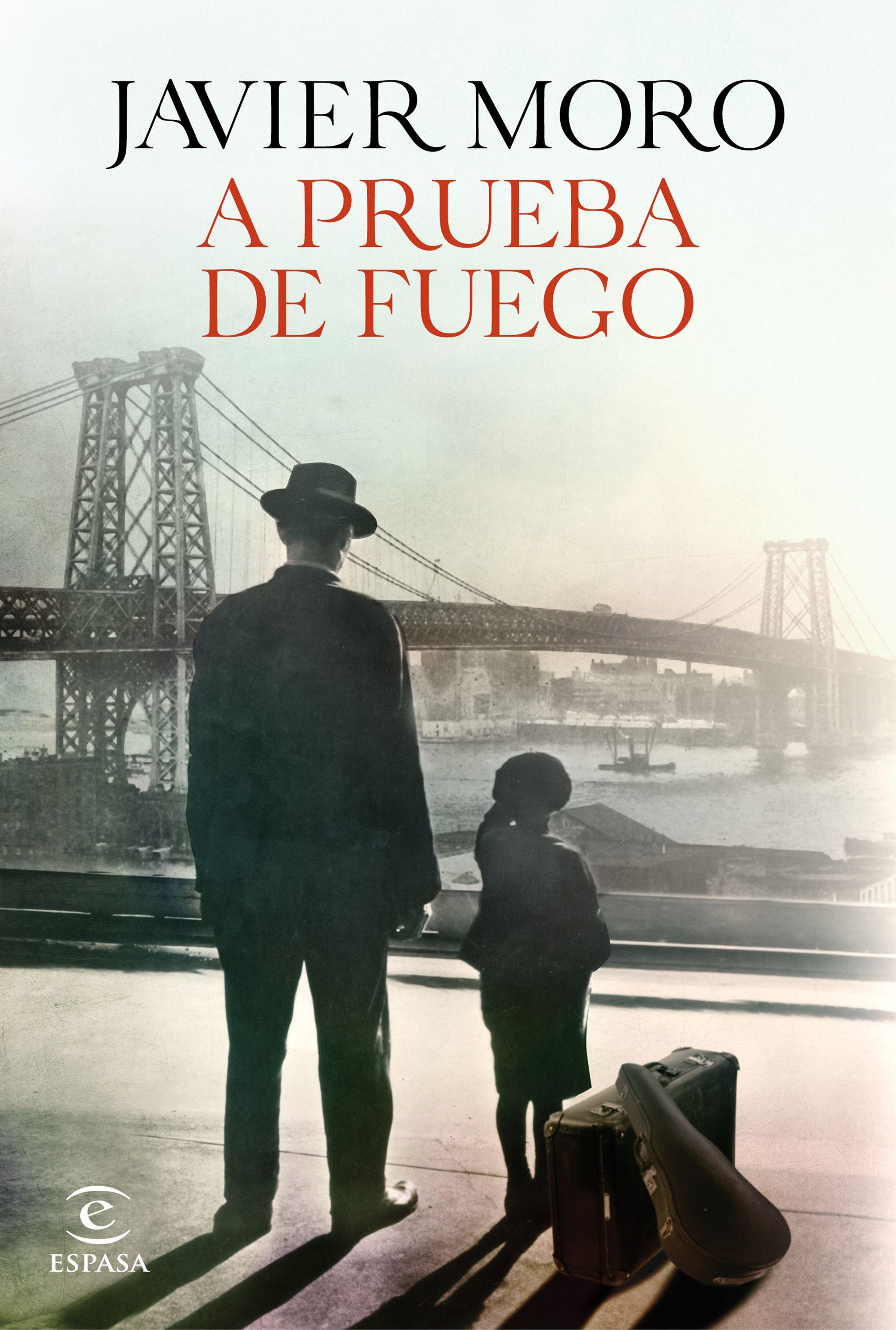 A prueba de fuego - Libro de Javier Moro 321686_portada_suenos-de-grandeza_javier-moro_202007311400