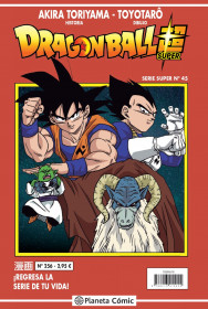 Dragon Ball Serie Roja nº 256