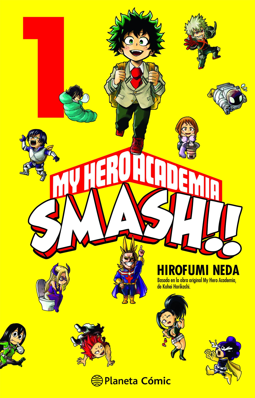 My Hero Academia Smash!! 1