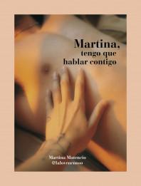 Martina, tengo que hablar contigo