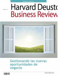 Gestionando las nuevas oportunidades de negocio