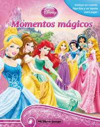 Princesas. Mi libro-juego. Momentos mágicos